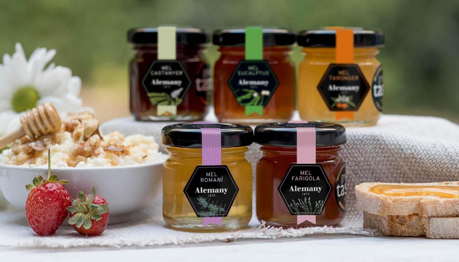 Nuestra miel,<br /> el dulce natural