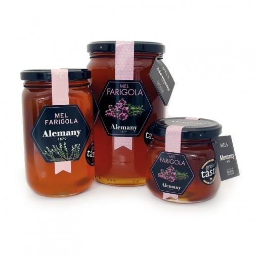 Miel de Tomillo | Lote de 3 Tarros | Alemany.com