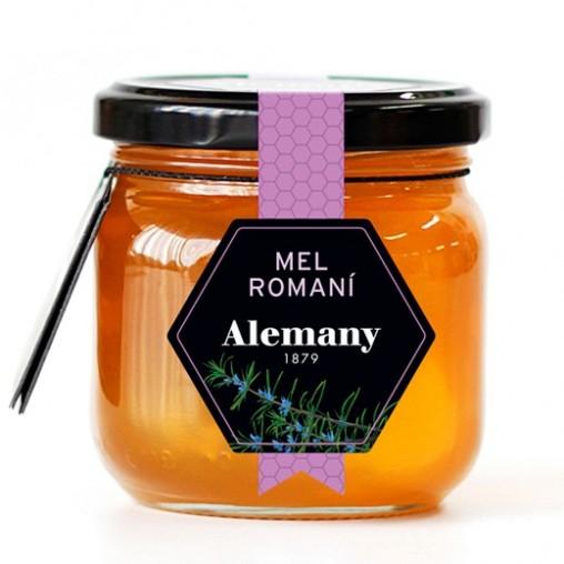 Mel de Romaní Alemany | Mels Monoflorals
