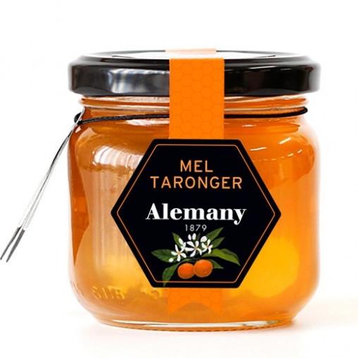 Mel de Taronger Alemany 250g | Mels Monoflorals