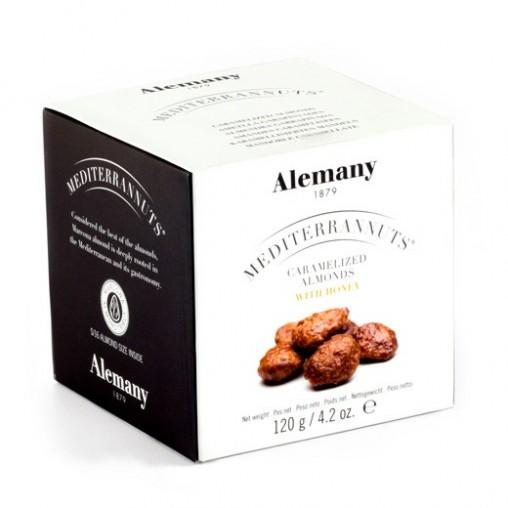 Almendra Marcona caramelizada | Frutos Secos | Alemany.com