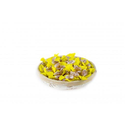 Caramelos de Miel con Limón