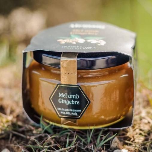 Miel con jengibre | Alemany Online