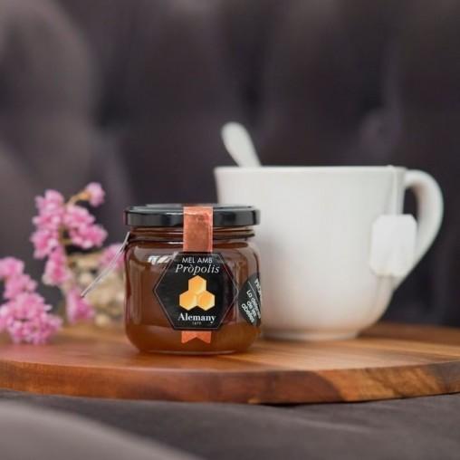 Miel con Própolis Alemany | Miel para Infusiones | Comprar Miel