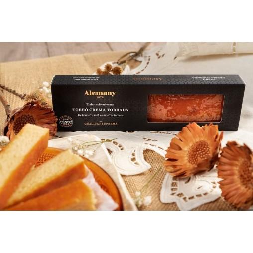 Torró Artesà crema torrada 150g | Alemany Online