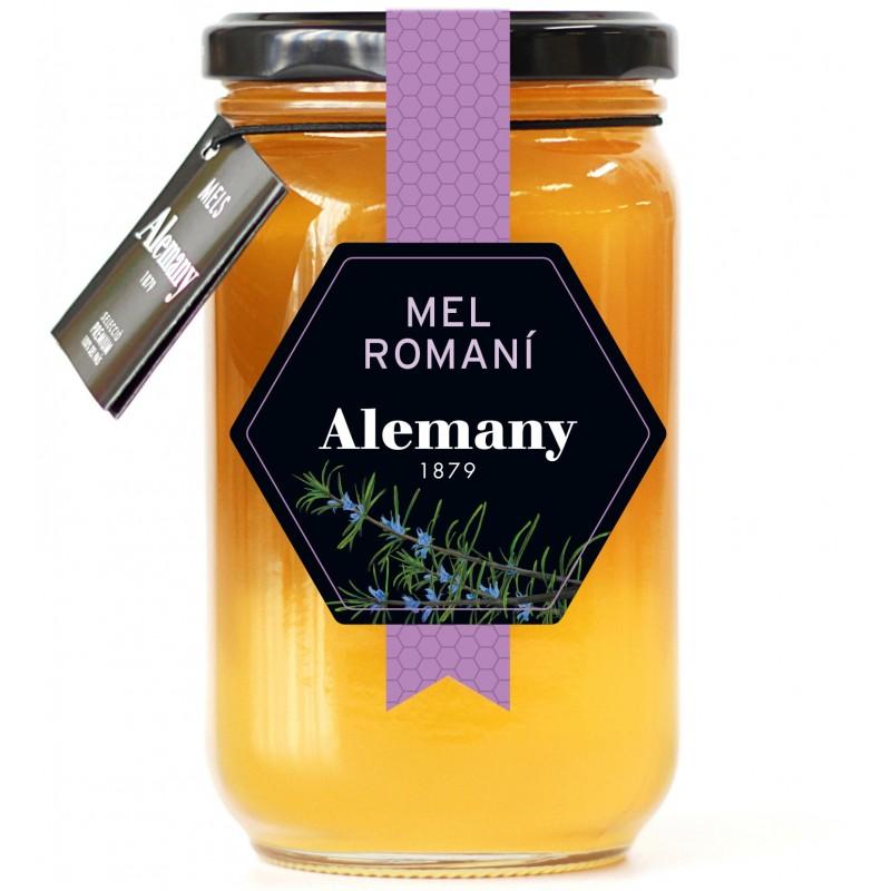 Mel de romaní 500g | Alemany Online