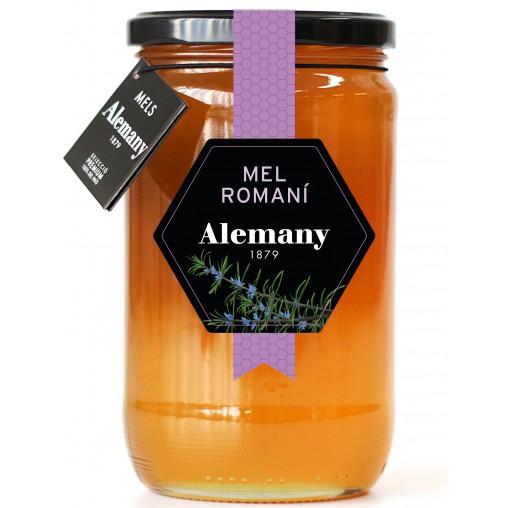 Mel de romaní 980g | Alemany Online