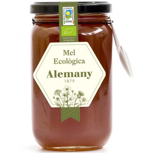 Mel de Flors Ecològica 500g | Alemany Online
