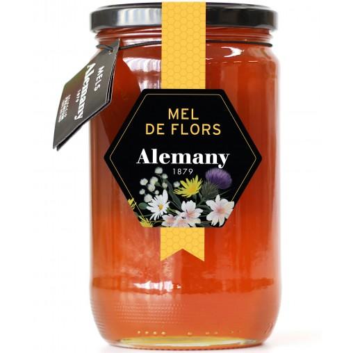 Miel de flores 980g | Alemany Online