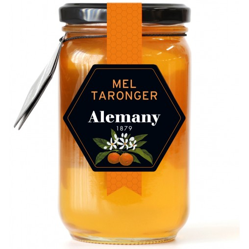 Mel de taronger 500g | Alemany Online