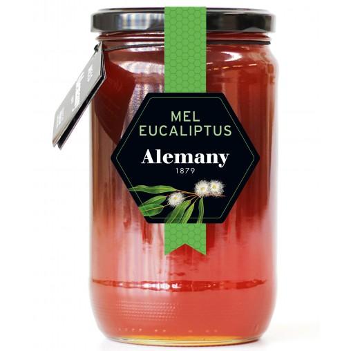 Miel de Eucalipto 980g | Alemany Online