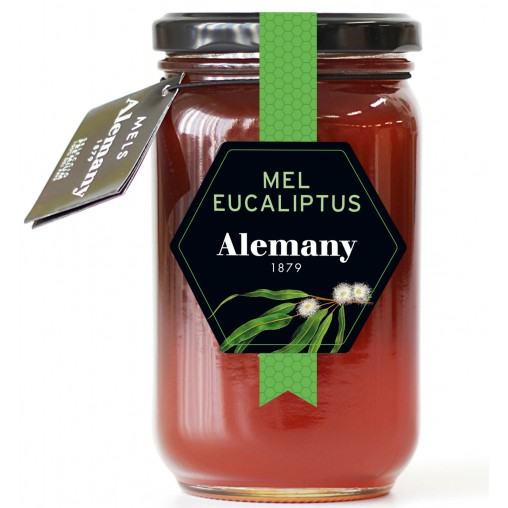 Mel d'Eucaliptus 500g | Alemany Online