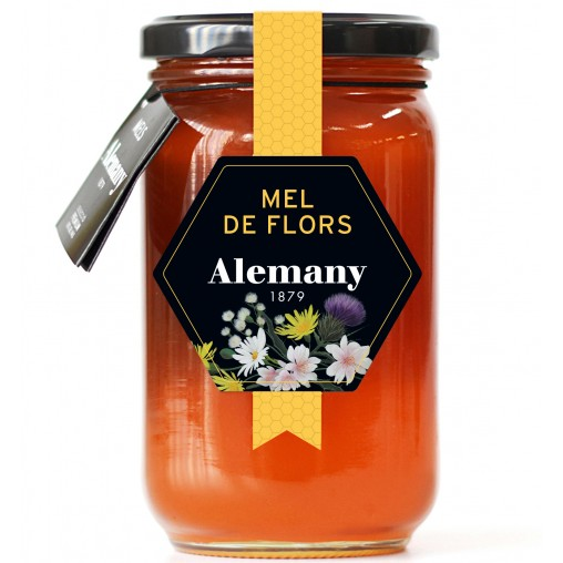 Mel de flors 500g | Alemany Online
