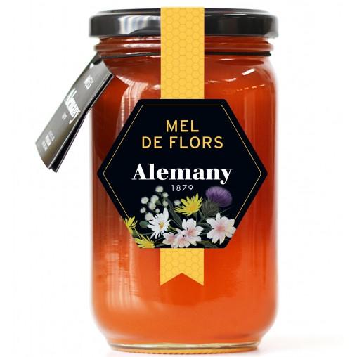 Miel de flores 500g | Alemany Online