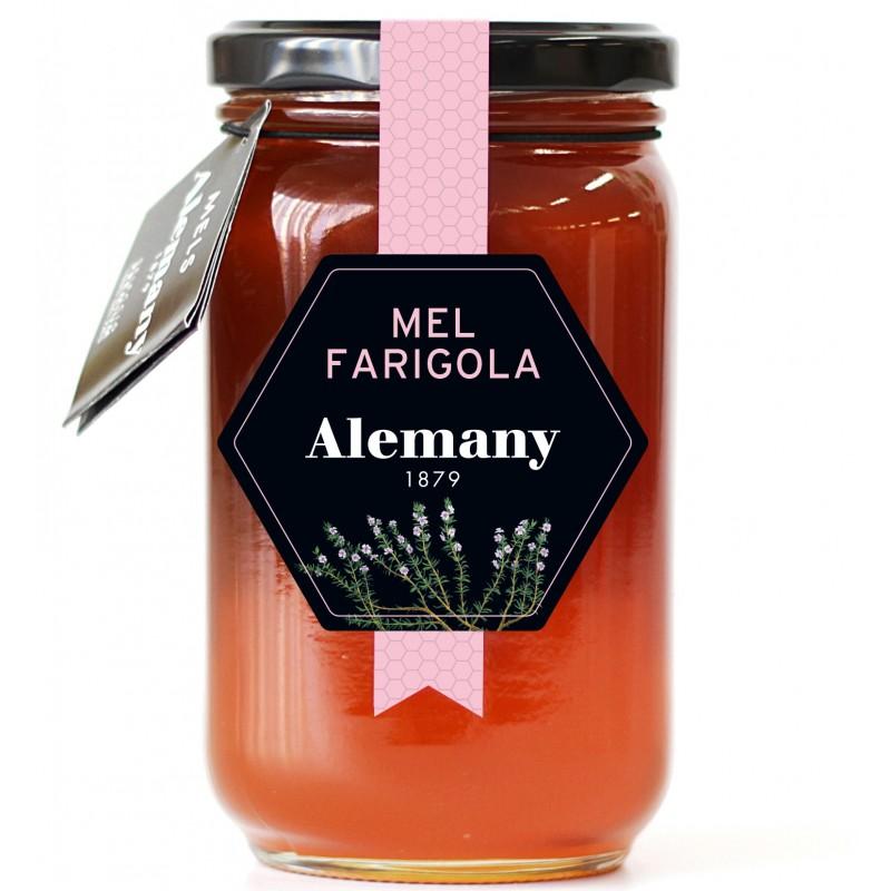 Mel de Farigola 500g | Alemany Online
