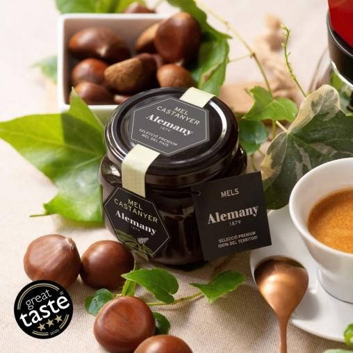 Miel de Castaño Alemany 250g | Comprar miel online