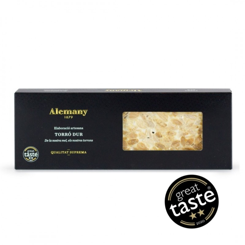 Torró Dur Alemany 500g | Great Taste Awards