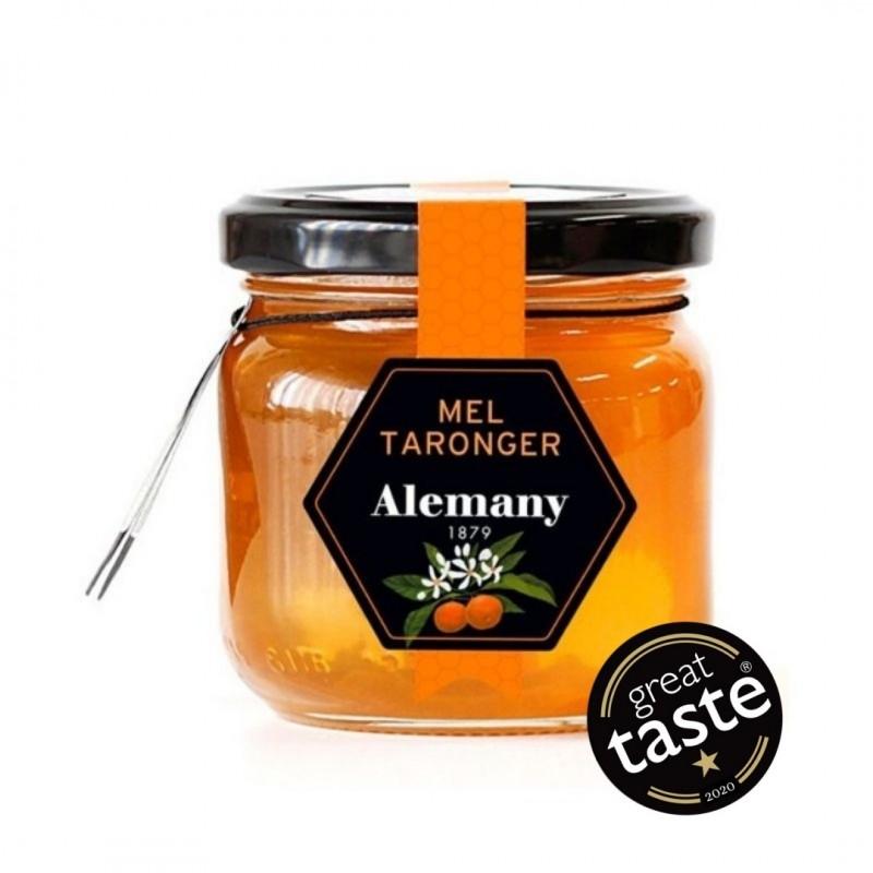Miel de Azahar 250g  | Great Taste | Alemany Online