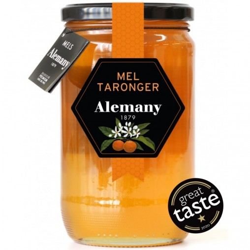 Mel de taronger 980g | Great Taste 2020 | Alemany