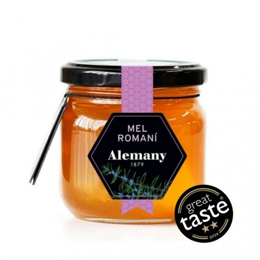 Mel de Romaní 250g | Great Taste 2019 | Alemany Online