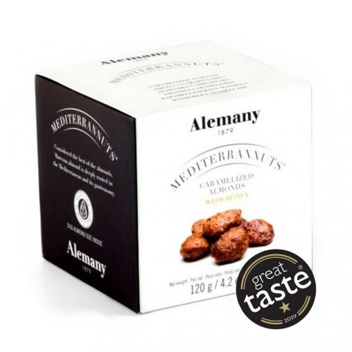 Almendras caramelizadas Alemany 120g | Great Taste 2019