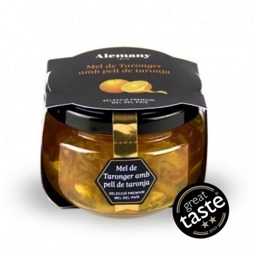 Mel de taronger amb pell de taronja Alemany | Great Taste 2017