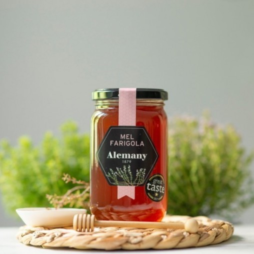 Comprar Mel de Farigola 980g | Alemany Online
