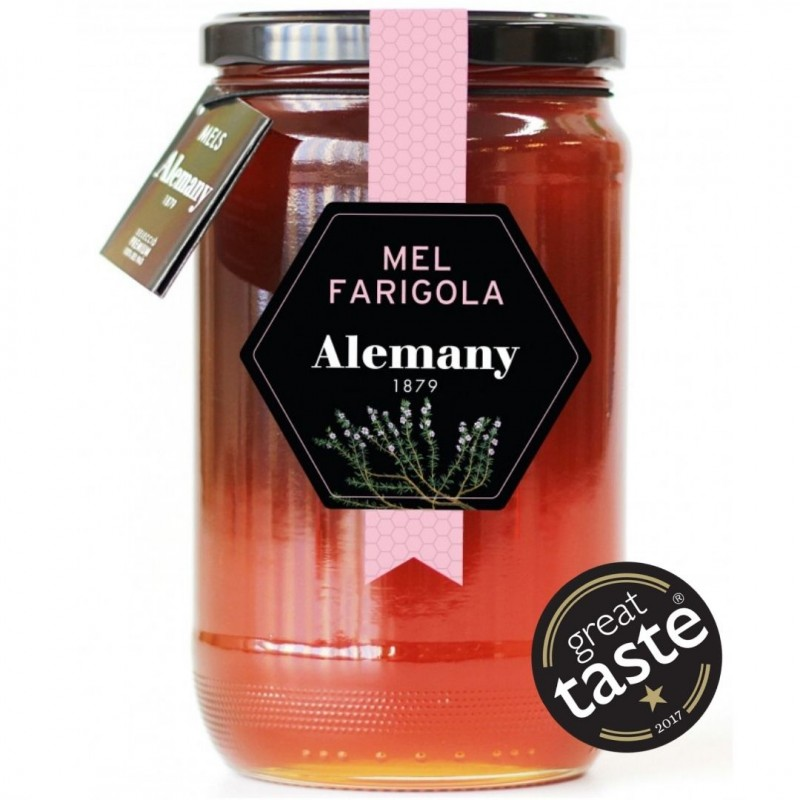 Mel de Farigola 980g Alemany | Great Taste 2017