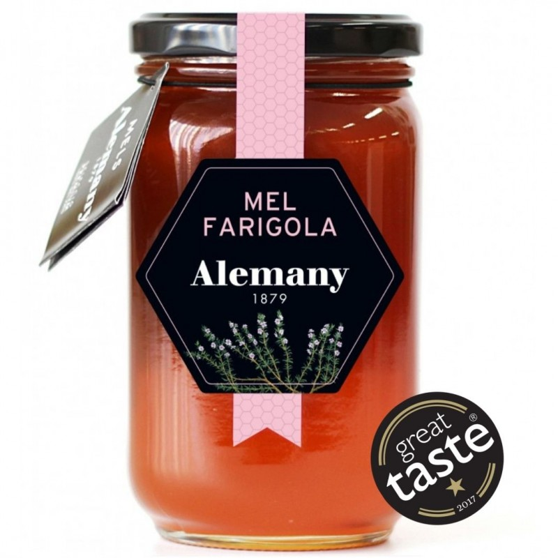 Mel de Farigola 500g  | Great Taste 2017