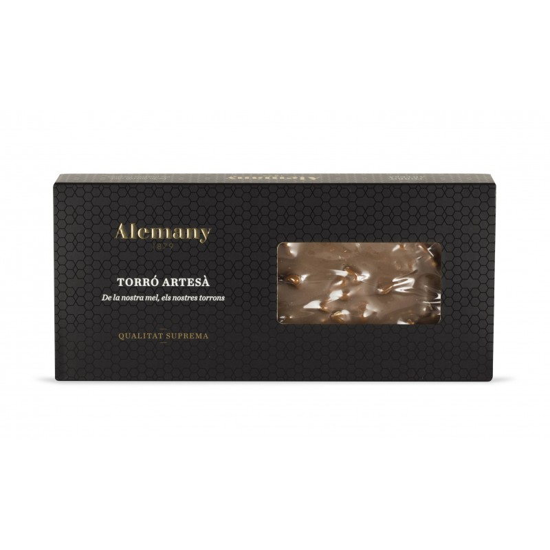 Torró Xocolata Nous 250g | Comprar Torrons Alemany