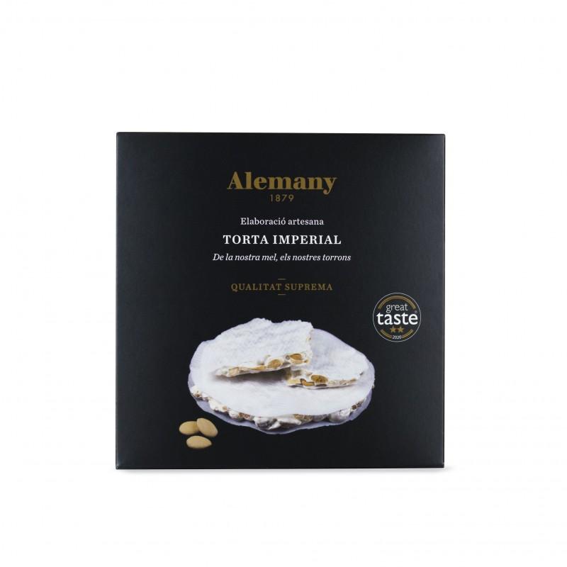 Turrón Torta Imperial Alemany 100g | Great Taste Awards 2020