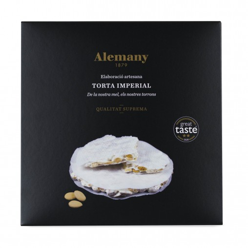 Turrón Torta Imperial Alemany 200g | Great Taste Awards 2020