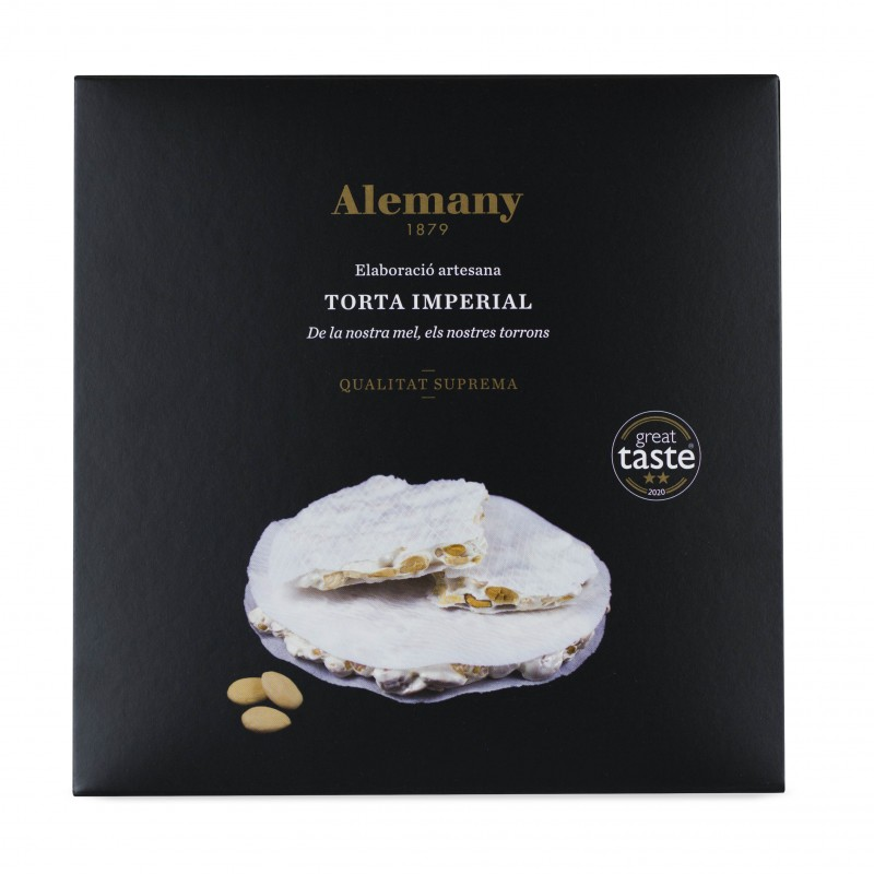Torró Torta Alemany 200g | Great Taste Awards 2020