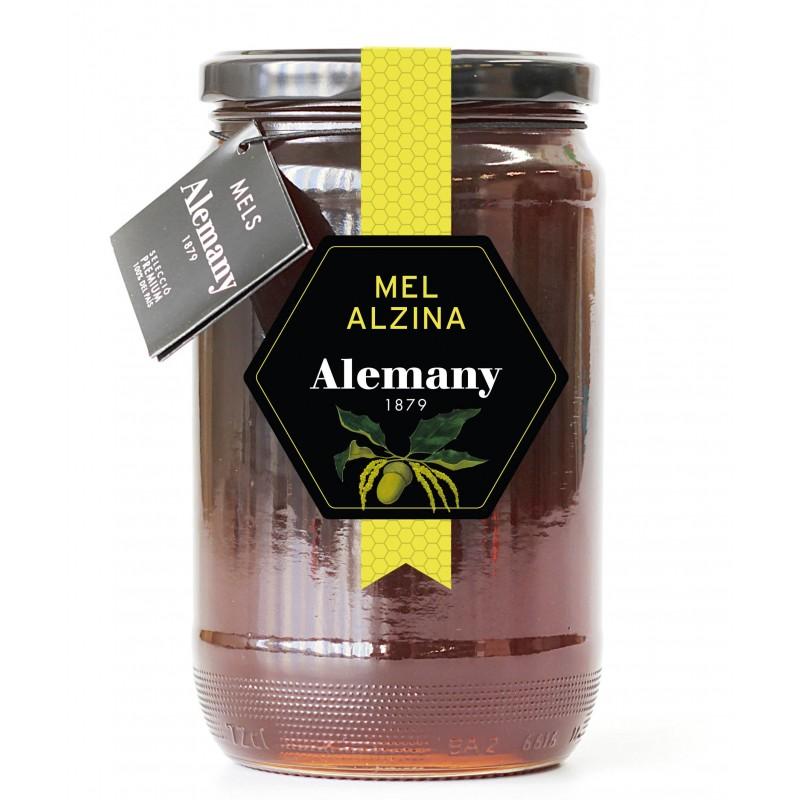 Miel de encina 980g   Comprar Miel Online   Alemany.com