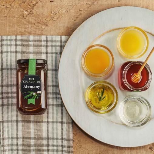 Miel Eucalipto 500g   Comprar miel online