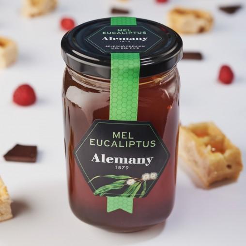 Comprar Mel eucaliptus 980g | Alemany Online