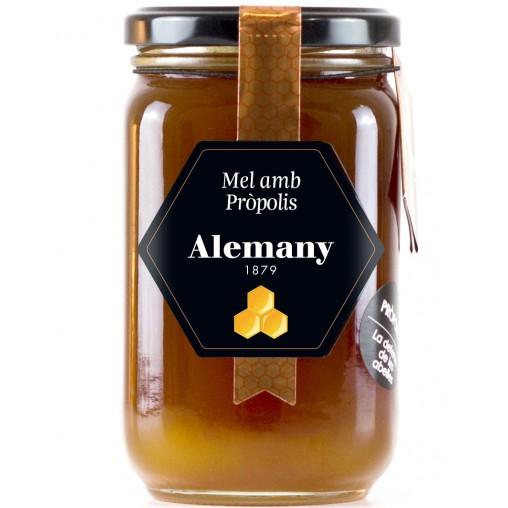Mel amb Pròpolis Alemany 500g