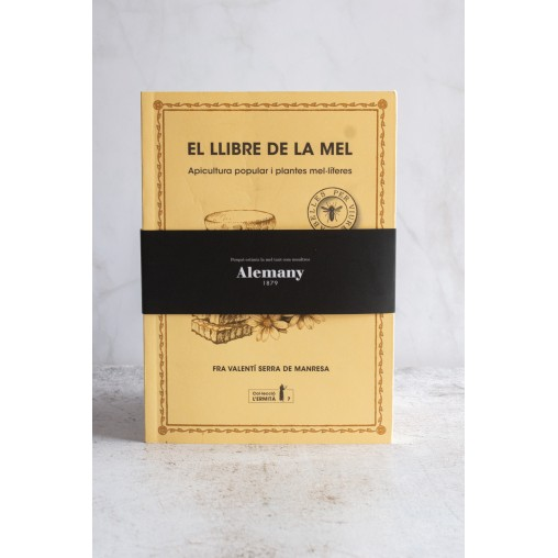 'El llibre de la mel' (catalán) de Fray Valentín Serra Fornell | Alemany 1879