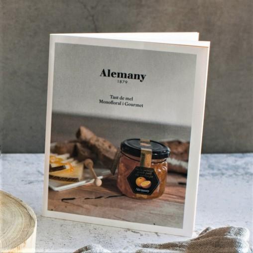 Guia de tast de mels monoflorals i gourmet Alemany