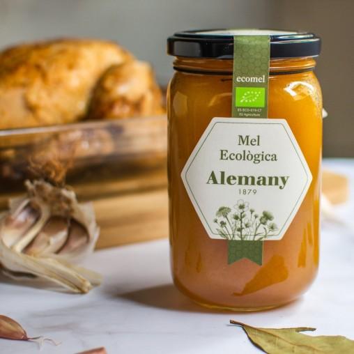 Miel Ecológica de Flores 500g Alemany   Pollo al Horno