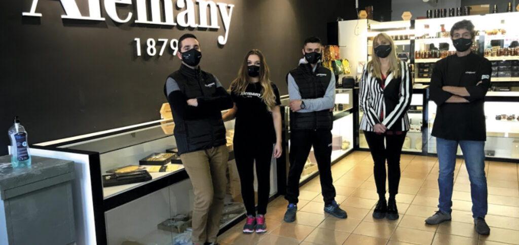 Equip Alemany | Seguretat Alimentària