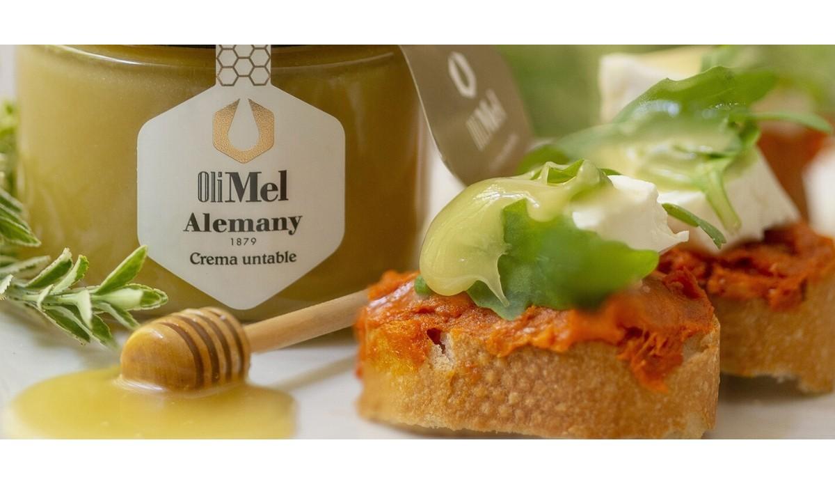 Receta: Tostadas con sobrasada, queso y Oleomel