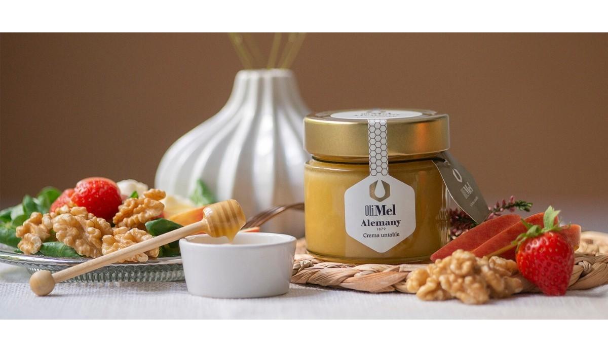 Recepta: Amanida amb formatge de cabra, fruita i OliMel