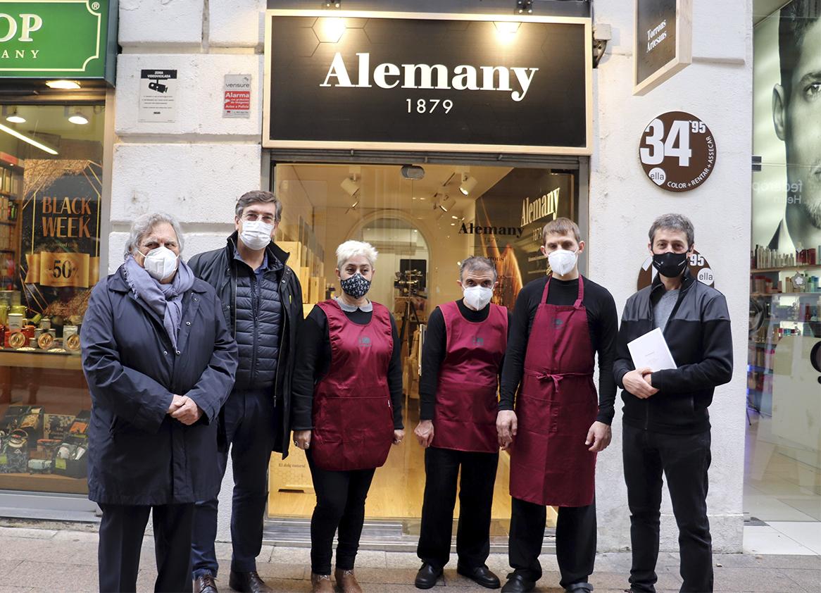 Obrim la primera botiga pop up a Lleida
